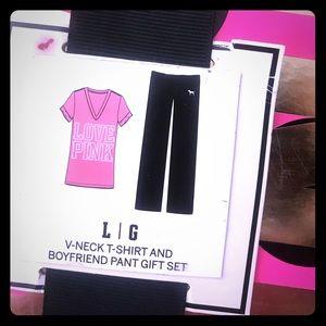 BNWT Victoria's Secret sleep set
